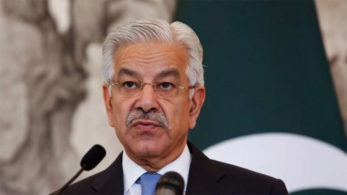 Pakistan's foreign minister Khawaja Asif said  the country is fully capable of defending itself from any threat by India