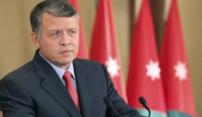 US needs to rebuild trust on two-state solution: King Abdullah II of Jordan