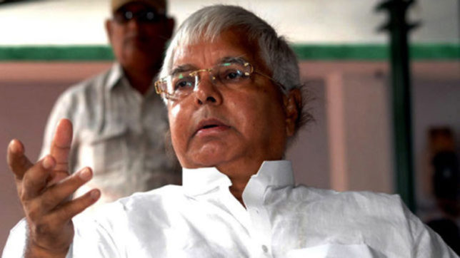 Here is a timeline of RJD chief Lalu Prasad Yadav's jail trips