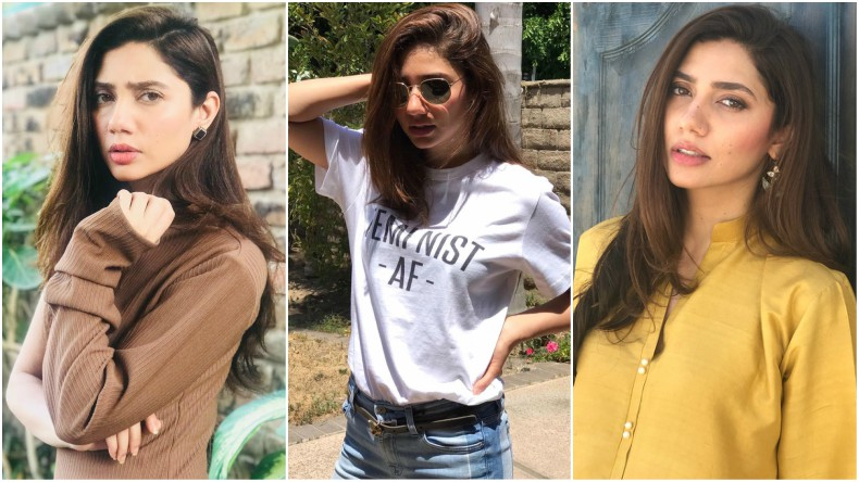 Known As The Most Beautiful And The Most Sexiest Woman Of Pakistan Mahira Khan Has
