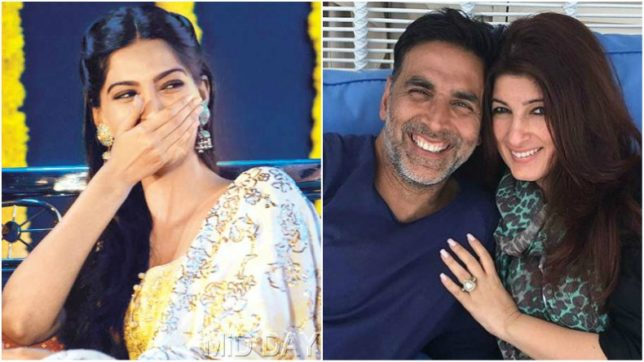 Padman actor Akshay Kumar is very scared of his wife Twinkle Khanna, reveals Sonam Kapoor