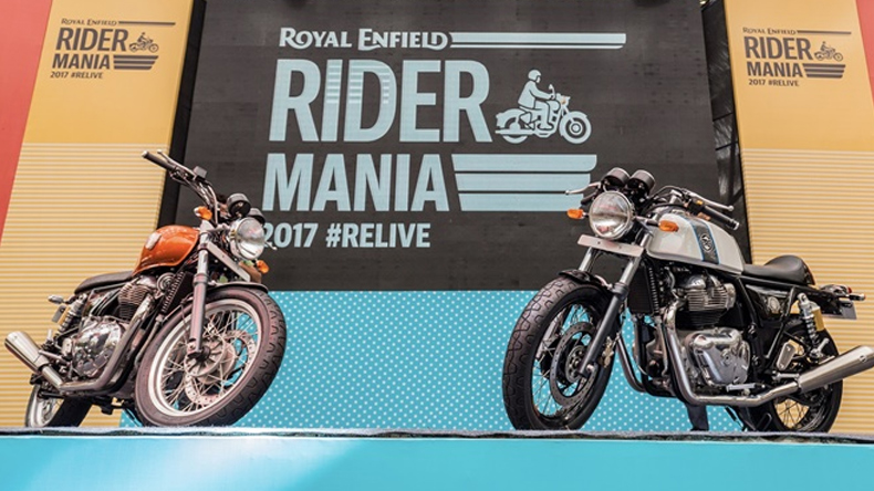 Interceptor 650, Continental GT 650, Akshat Khanna, Royal Enfield, EICMA 2017, EICMA, Siddhartha Lal, EICHER, Indian Auto Expo 2018, Autocar, expensive bikes, V-twins engine, new Royal Enfield bikes, news bikes in 2018, Royal Enfield Himalayan, Auto Expo 2018, retro motorcycles, auto news, breaking news, top news, breaking news, 2018 bikes, Indian bikes royal enfield