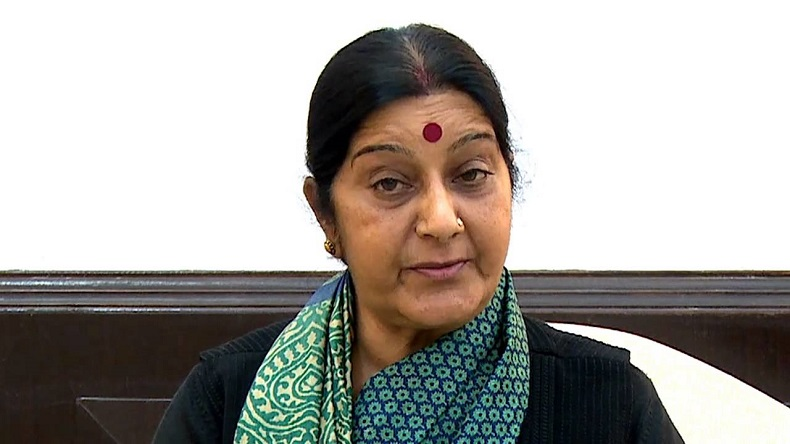 Sushma Swaraj lashes out at new BJP member Naresh Agarwal for calling Jaya Bachchan 'Bollywood Dance Girl'