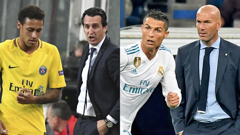 UEFA-Champions-League-Unai-Emery-looking-forward-to-show-'Real'-strength-of-PSG-against-Zidane's-Madrid--