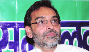 RLSP chief Kushwaha openly voices sympathy jailed RJD chief Lalu Prasad and his family