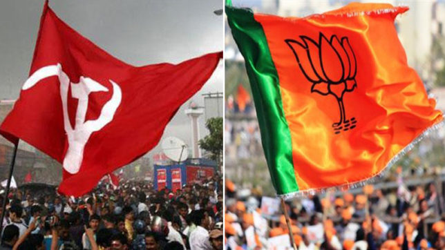 BJP seeks FIR against CPI(M) leader over his pro-China remark