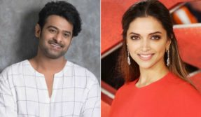 Baahubali star Prabhas and Padmaavat actress Deepika Padukone may star in a film together