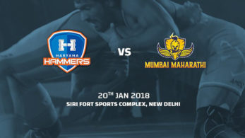 Mumbai Maharathi are right behind their tonight's opponents with just a single win in 3 games