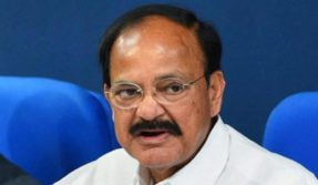 Bengaluru: VP Venkaiah Naidu's footwear goes missing at BJP MP PC Mohan's house; later gets a new pair