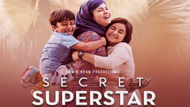 Aamir Khan's Secret Superstar mints Rs 100 crore in China; beats lifetime collection in India