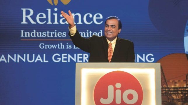 Reliance Jio to cover 100% Bengal population by December 2018: Mukesh Ambani