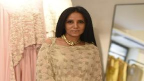 One can write a book on my journey in the fashion industry, says Anamika Khanna