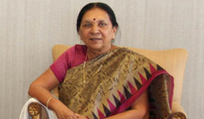 Former Gujrat Chief Minister Anandiben Patel to be the new Governor of Madhya Pradesh