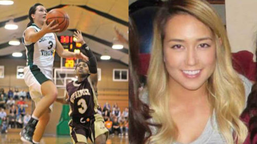 Female American basketball coach had sex with student after Instagram like, arrested