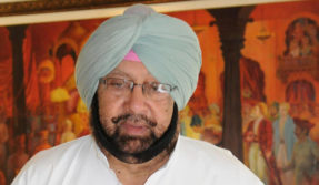 Double blow for Punjab Chief Minister Amarinder Singh as close aides lose jobs
