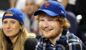 Singing sensation Ed Sheeran announces engagement to long time girlfriend Cherry Seaborn