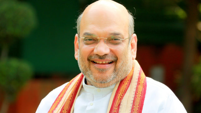 Uttar Pradesh to top developmental index by 2022: BJP chief Amit Shah