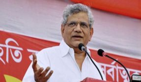 Tripura polls 2018: BJP's alliances in Tripura contradict its nationalism agenda, says Sitaram Yechury