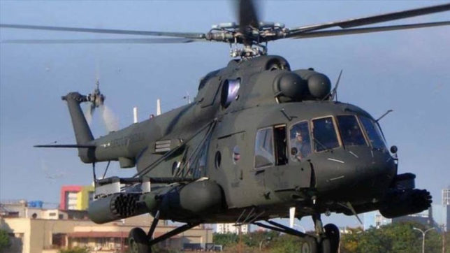 India-Russia to sign contract for 48 Mi-17 choppers by March: Rostec