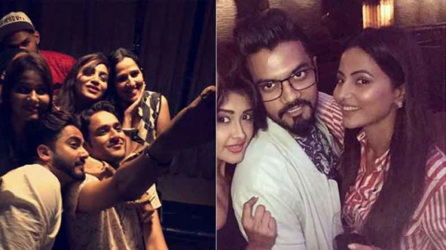 Bigg Boss 11 contestants Arshi Khan, Vikas Gupta and others party all night