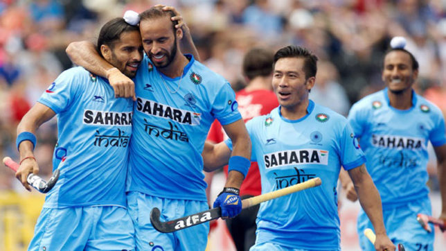 Four Nations hockey tournament: India thrash New Zealand 3-1 to reach final