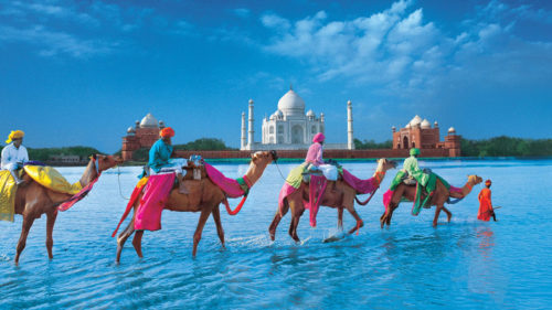 India sets new record with 1 crore foreign tourists visit in 2017; earns $27 billion