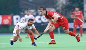 India go-down 0-2 against Belgium in hockey