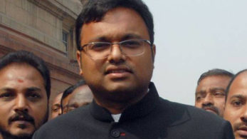 ED on Saturday conducted raids at Karti Chidambaram's premises in Delhi and Chennai
