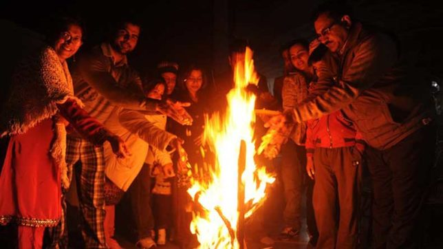 Happy Lohri 2018: Why Are Foods Fed To The Bonfire During The Festival?