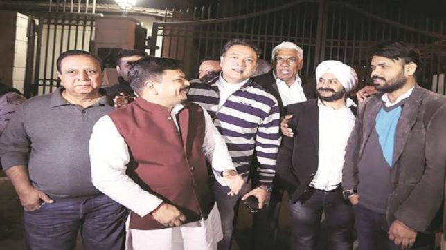 AAP withdraws petition in High Court on disqualification of 20 MLAs