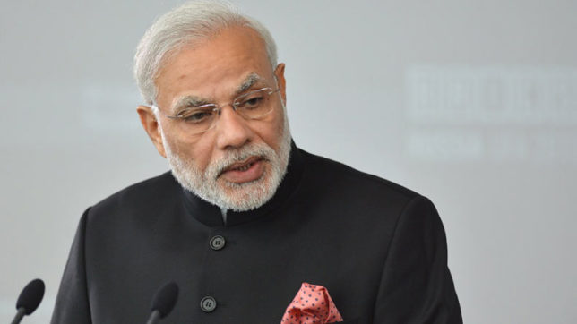 Unfortunate that past governments worked only to win elections: PM Modi
