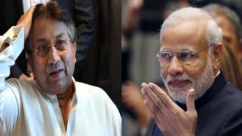 Commenting on the image crisis of Pakistan, its former military dictator, Pervez Musharraf claimed that Indian Prime Minister Narendra Modi is responsible for Pakistan's isolation