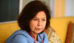 Reject 'Hindutva' that is causing violence: Writer Nayantara Sahgal