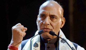 Discussing country's issues outside is immaturity: Home Minister Rajnath Singh