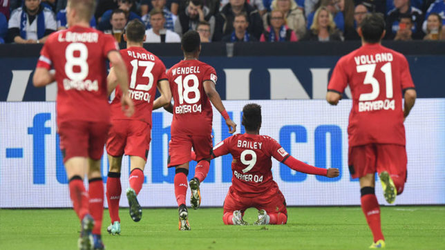 Bayer Leverkusen crush Hoffenheim 4-1 in German Bundesliga