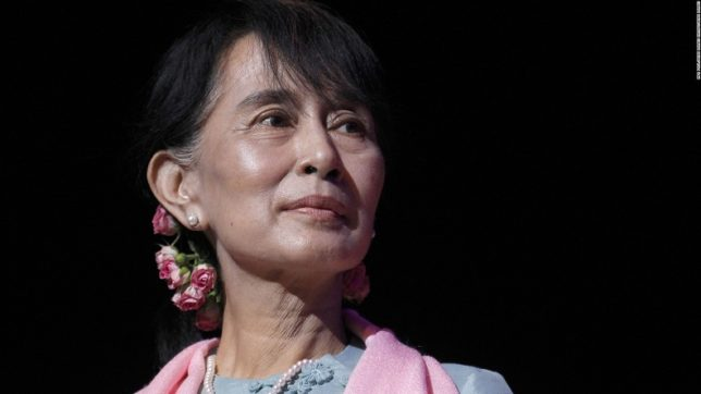 Army admission of crimes against Rohingyas is a positive step, says Aung San Suu Kyi