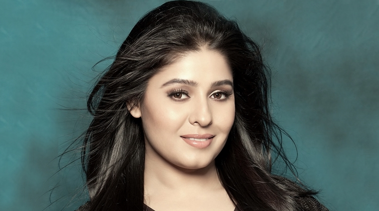 Singer Sunidhi Chauhan blessed with baby boy on New Year