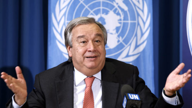 Migration is positive global phenomenon: United Nations Chief Antonio Guterres
