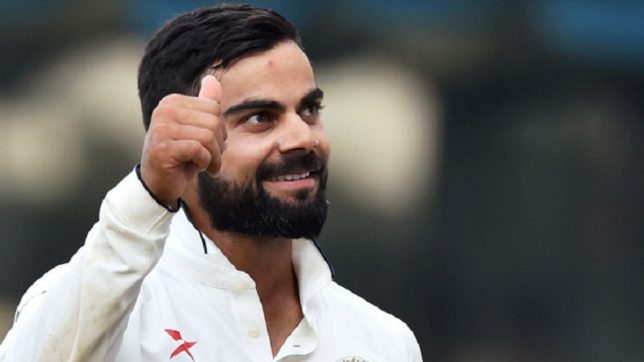 Elated Virat Kohli thanks ICC after bagging Player of the Year Award 2017