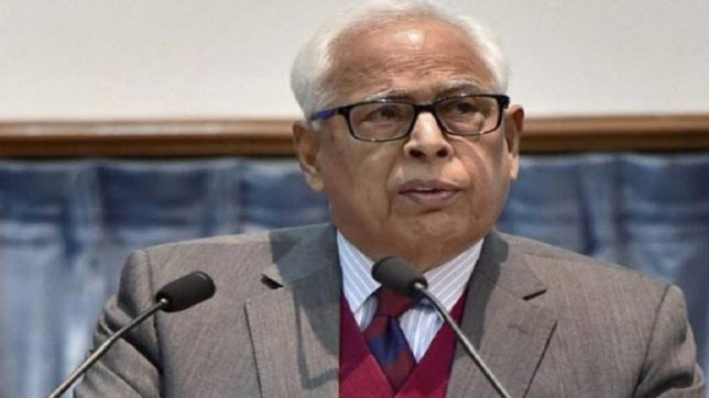 Tumult in J&K assembly by NC and Congress mars Governor's address