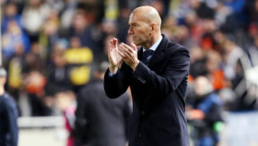 Zinedine Zidane confirms Real Madrid contract renewal; will stay at the club till 2020