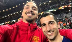 Zlatan Ibrahimovic, Romelu Lukaku bid farewell to Henrikh Mkhitaryan after Arsenal move