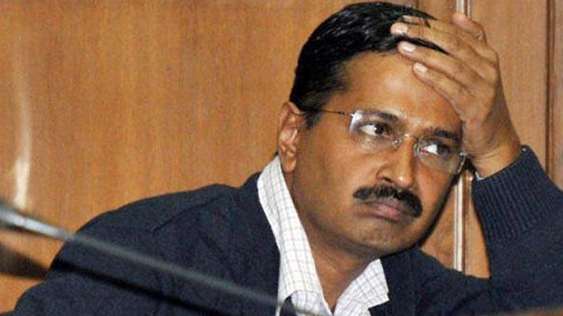 'Seen and unseen forces' fail to help Delhi CM Arvind Kejriwal; govt department blocks AAP's third anniversary ad