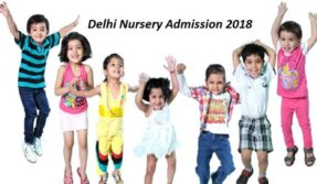 Delhi Nursery Admission 2018: First merit list for nursery admission will be released today @ Edudel.nic.in