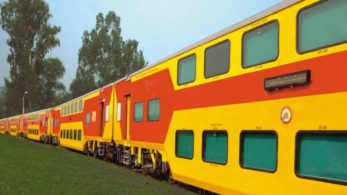 IRCTC, Uday Express, Uday Express timetable, Uday Express train timings, Uday Express features, National, Indian Railways, Uday Express launch date, Utkrisht Double-Decker Air-conditioned Yatri Express, Uday Express photos
