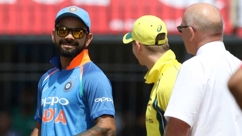 Find out what Australian skipper Steve Smith admires the most about Virat Kohli