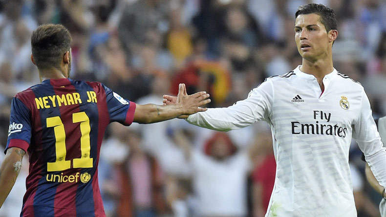 d95d28ed4 Champions League  Guess who wants to see Neymar pair with Cristiano Ronaldo  at Real Madrid