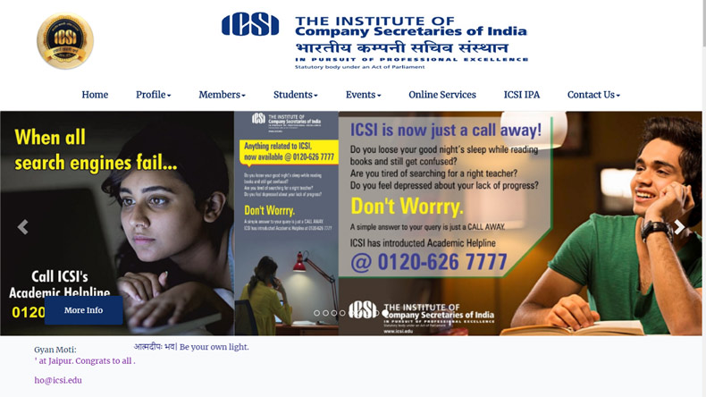 CS Executive, Professional programme, Institution of Company Secretaries of India, ICSE, CS Executive and Professional programme result declaration, ICSE result declared, Education and Job news, education, www.icsi.edu, Result-cum-Marks Statement of Executive Programme, Executive Programme 2017, Professional Programme 2017, Professional Programme, Executive Programme