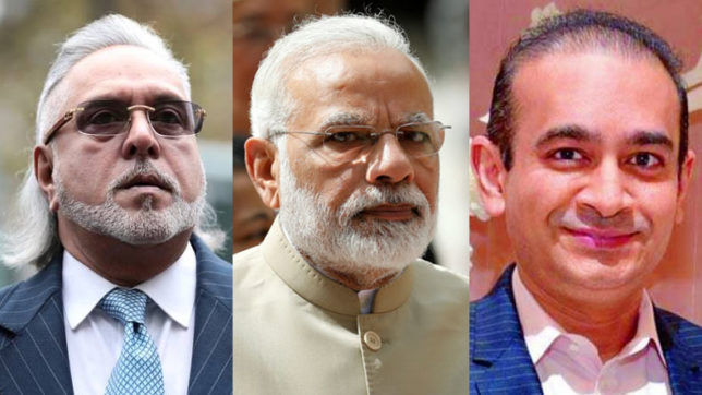 How did Nirav Modi and Vijay Mallya manage to escape under PM Modi's nose, asks Shiv Sena
