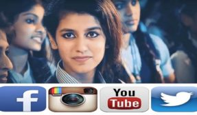 Priya Prakash Varrier: Oru Adaar Love actor becomes internet sensation overnight with 1 million Instagram followers